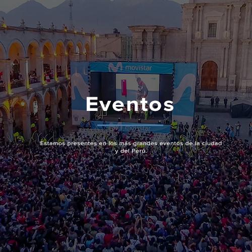 Eventos movistar