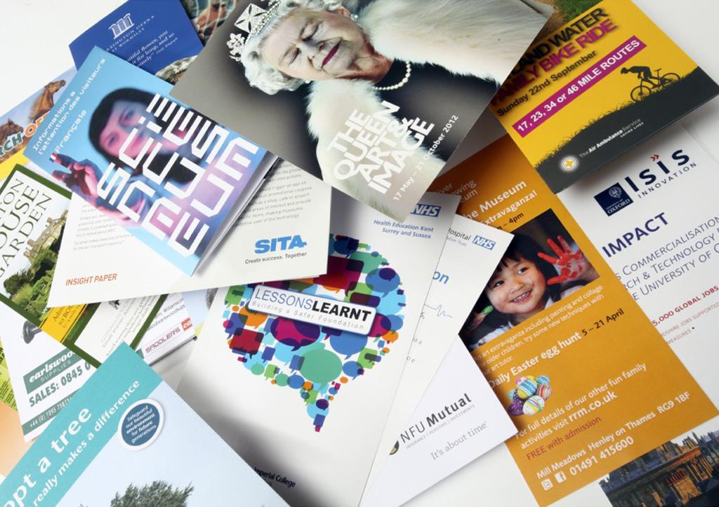 ¿LA PUBLICIDAD IMPRESA SIGUE FUNCIONANDO?